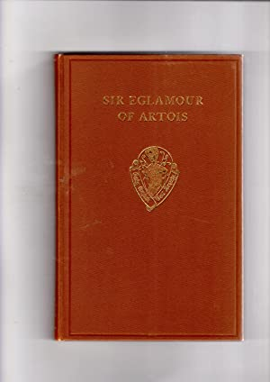 Sir Eglamour of Artois (Early English Text: Frances E. Richardson