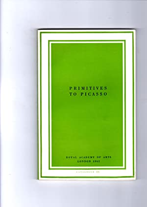 Primitives to Picasso: An Exhibition from Municipal