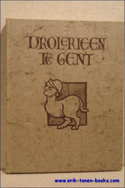 Drolerieen te Gent. De vondst van middeleeuwse: Schryver, Antoine de