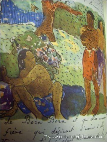 ANCIEN CULTE MAHORIE.: GAUGUIN, PAUL.