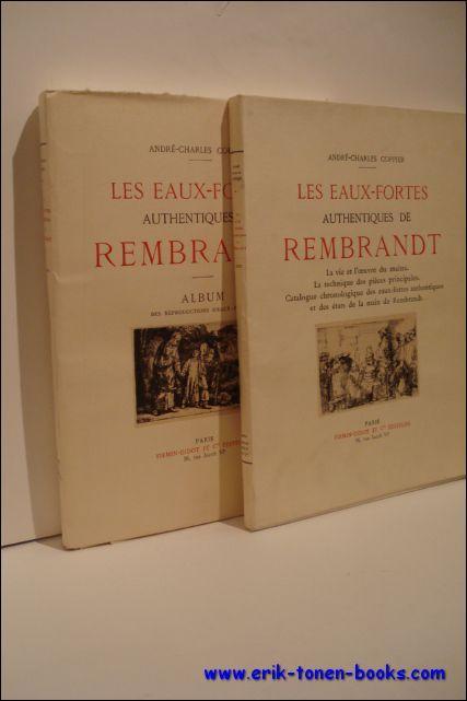 les eavx fortes de rembrandt limited edition