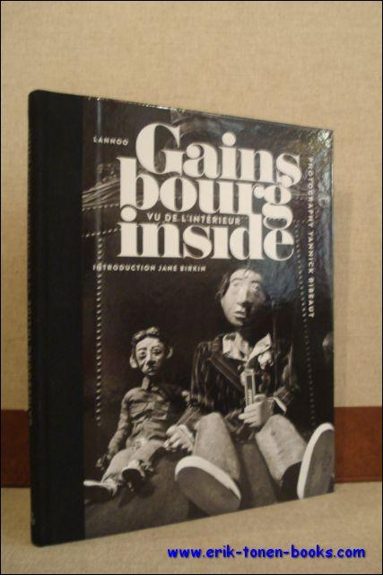 GAINSBOURG INSIDE/ VUE DE L'INTERIEUR, - BIRKIN, Jane ( intr. );