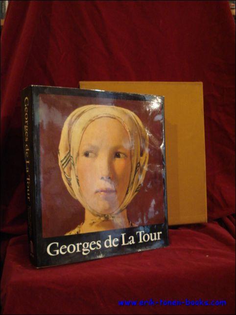 GEORGES DE LA TOUR,: NICOLSON, Benedict en WRIGHT, Christopher;