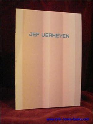 Jef Verheyen, Met pijl en boog in: Frank Heirman.