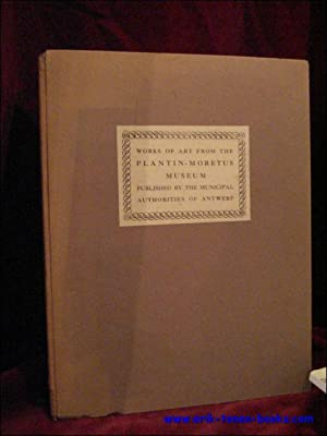 Works of art from tha Plantin-Moretus Museum.: N/A.