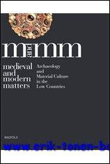Medieval and Modern Matters - 3 (2012),: N/A;