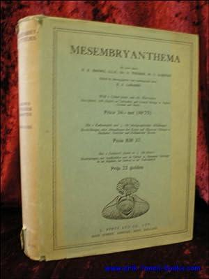 MESEMBRYANTHEMA,: BROWN, N.E.; TISCHER, A.; KARSTEN, M.C.;