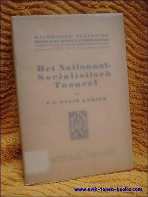 Nationaal-Socialistisch Tooneel.: Kröjer, Maxim.
