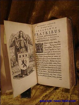 Brevis Romanorum Pontificum Notitia (.) accidit Onomasticon etymologicum.: Guilielmo Burio.