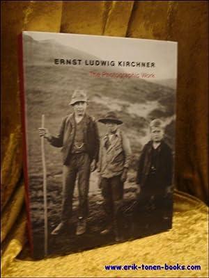 Ernst Ludwig Kirchner , The Photographic Work.: Roland Scotti, Mit Essays von E. Kornfeld und K. ...