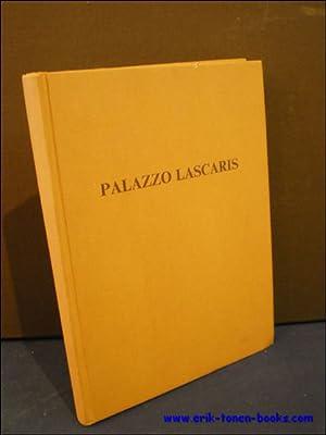 PALAZZO LASCARIS. TRE SECOLI DI VITA TORINESE.: BIRAGHI, Giuliana; GARBARINO, Domenici i TIBONE, ...