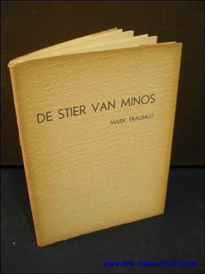 DE STIER VAN MINOS,: TRALBAUT, Mark;