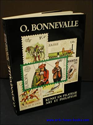 O. BONNEVALLE. KUNST EN FILATELIE/ ART ET: N/A;