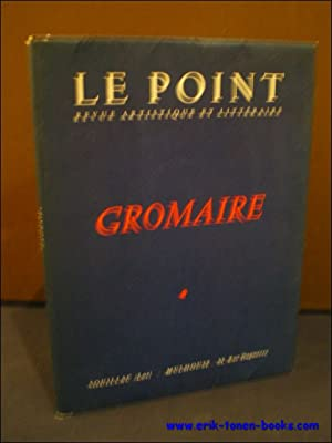 GROMAIRE, Marcel.: N/A;