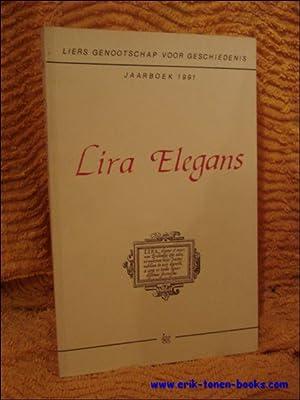 Lira Elegans Jaarboek 1991: Coll.