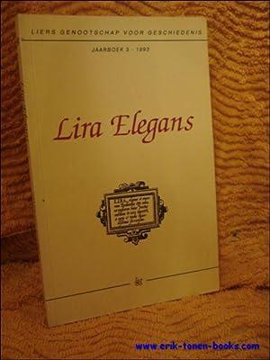 Lira Elegans Jaarboek 1993: Coll.