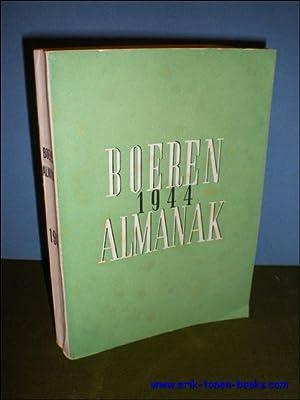 BOERENALMANAK 1944.: N/A.