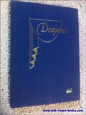 Draperen, handboek voor gedrapeerde decoraties, gordijnen.: Lenaerts, J.