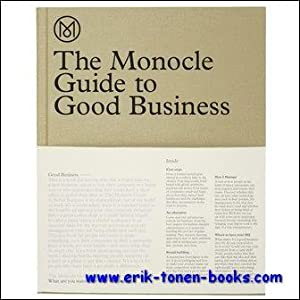 Monocle Guide to Good Business: Monocle