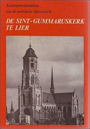Sint-Gummaruskerk te Lier, Kunstpatrimonium van de provincie Antwerpen: LEEMANS, Herta.