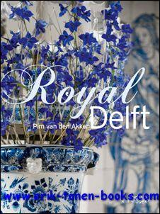 Royal Delft Masterpieces: Pim van den Akker