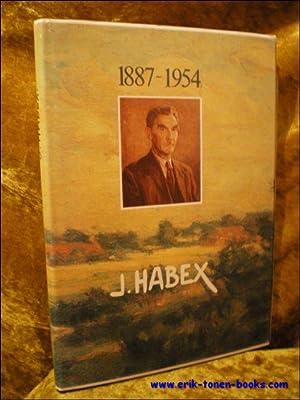 KUNSTBOEK J. HABEX (1887-1954),: GEUSENS, August;