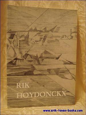 RIK HOYDONCKX: BOENDERS, F., CLERINCX,