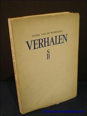 VERHALEN, P.Goris. (genummerd).: VAN DE WOESTIJNE, Karel;