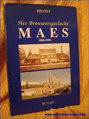 Brouwersgeslacht MAES, 1880-1990.: CELS, JOS