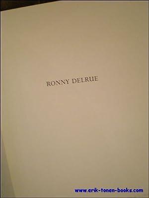 RONNY DELRUE. Herinneren en vergeten.: N/A.