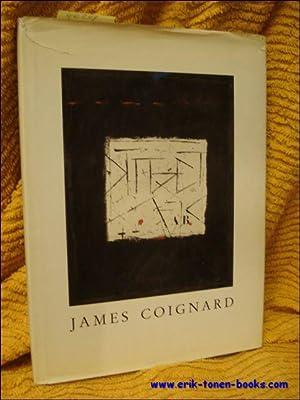 JAMES COIGNARD. MEMOIRES.SILENCE.: PLEYNET, Marcelin.