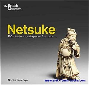 Netsuke 100 miniature masterpieces from Japan: Noriko Tsuchiya