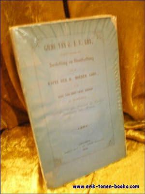GILDE VAN O.L.V. LOF, OF KORT VERHAEL DER INSTELLING EN VOORTZETTING VAN DE KAPEL DER H. MOEDER ...