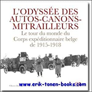 Odyssée des autos-canons-mitrailleurs: N/A