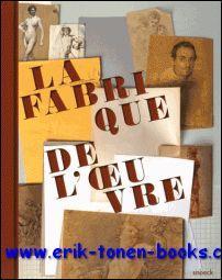 fabrique de l'oeuvre Musées d'Angers: Christophe B�chu (Pr�facier)