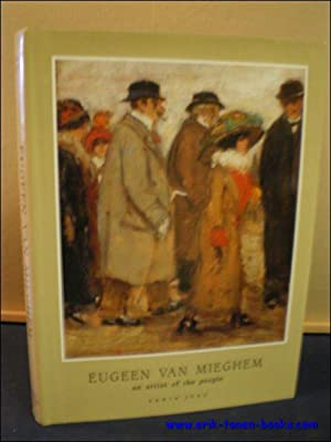 EUGEEN VAN MIEGHEM. AN ARTIST OF THE PEOPLE, vol II.: JOOS, Erwin