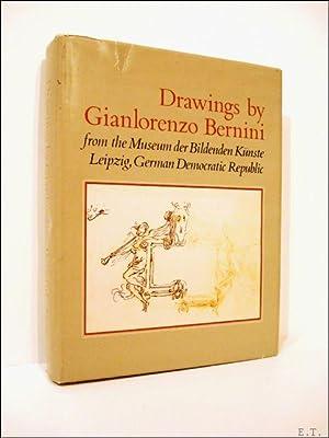 Drawings by Gianlorenzo Bernini from the Museum Der Bildenden Kunste Leipzig, German Democratic ...