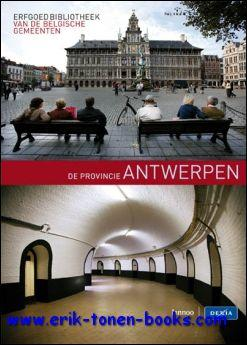 Erfgoedbibliotheek van de Belgische gemeenten. De provincie Antwerpen.: VANDEPUTTE, O.