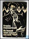 Frans Masreel, ik houd van zwart en: BUYENS, FRANS