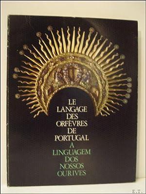 langage des orfèvres de Portugal.: Leonor B. S.