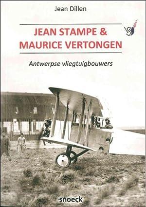 Antwerpse Vliegtuigbouwers Jean Stampe en Maurice Vertongen: Jean Dillen