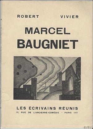 Marcel Baugniet. Les Ecrivains Réunis.: Robert Vivier /