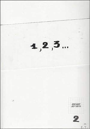Jef Geys - 1, 2, 3. 800: Jef Geys.
