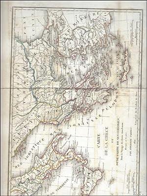 ATLAS. Voyage du Jeune Anacharsis en Grèce,: BARTHÉLEMY, Abbé Jean-Jacques