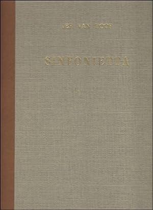 Sinfonietta voor koper, - Jef Van Hoof,: Jef van Hoof