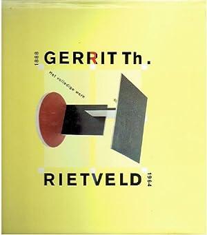 GERRIT TH. RIETVELD 1888 - 1964. HET: KÜPER, Marijke en