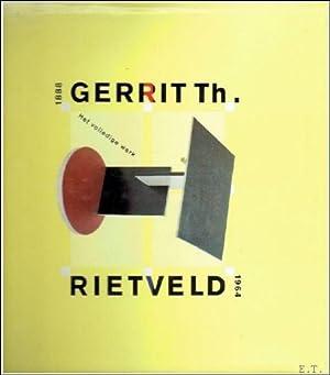GERRIT TH. RIETVELD 1888 - 1964. The: KÜPER, Marijke en