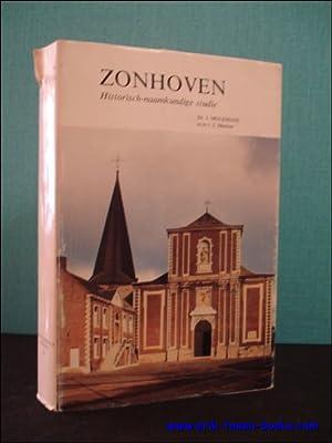 ZONHOVEN. HISTORISCH - NAAMKUNDIGE STUDIE,: MOLEMANS, J. en MERTENS, J.;