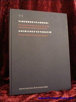 Grondgedachte Van De Universele Bouwkunst, Klassieke zuilenorden.: V. Scamozzi, Koen