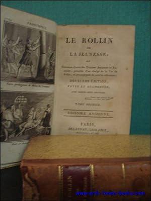 LE ROLLIN DE LA JEUNESSE. ( 2 TOMES).: N/A.